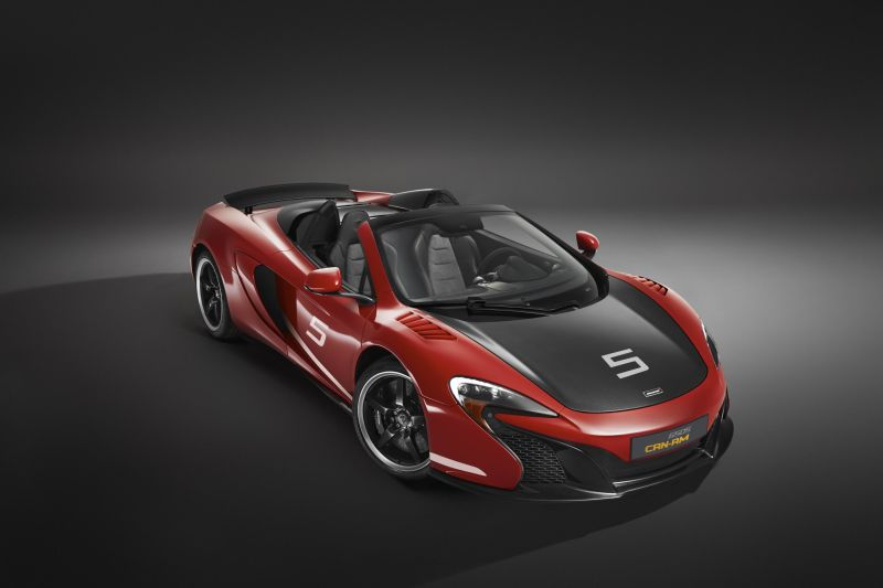 650S Spider Can-Am